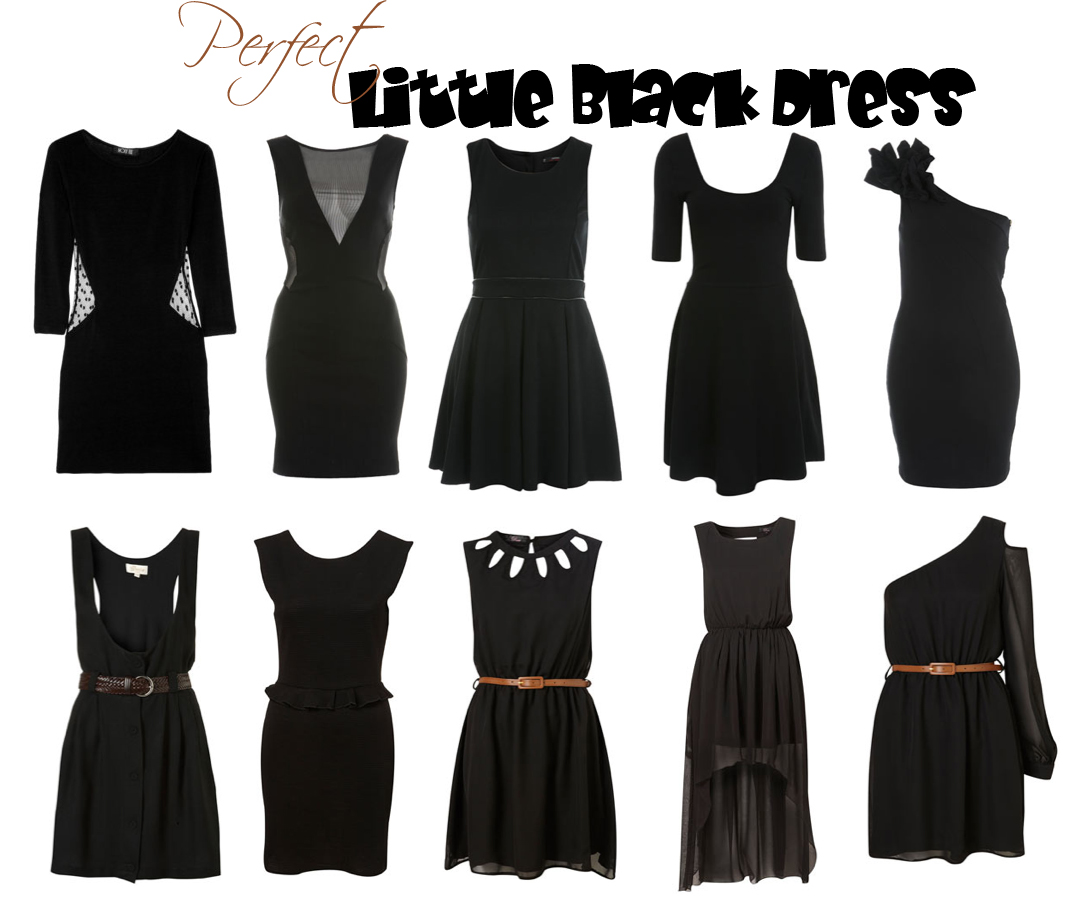 THE PERFECT LITTLE BLACK DRESS - Nasha Bendes