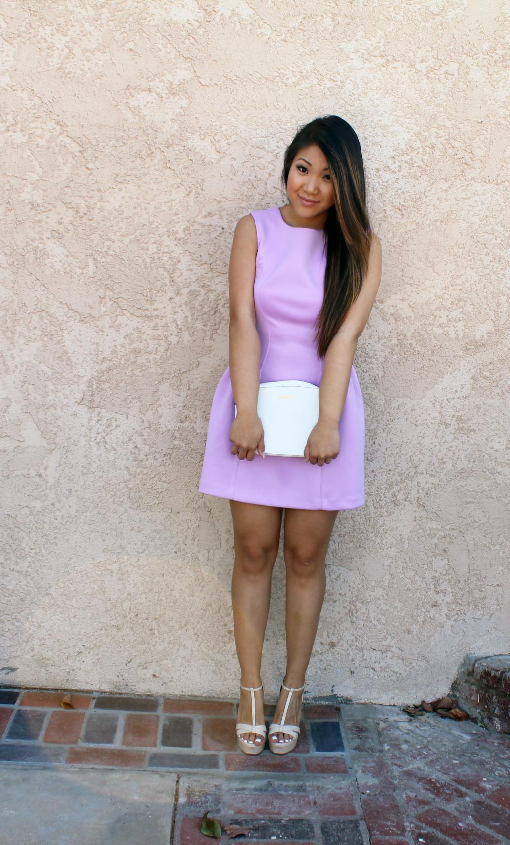 Purple Dress Heels
