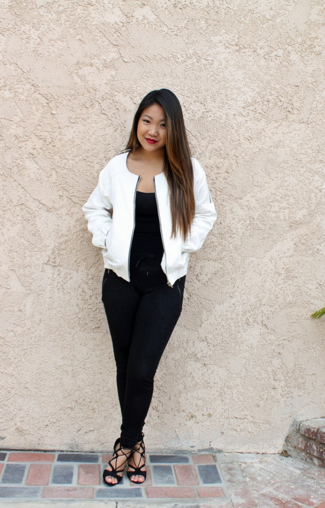 Tia Wong Outfit