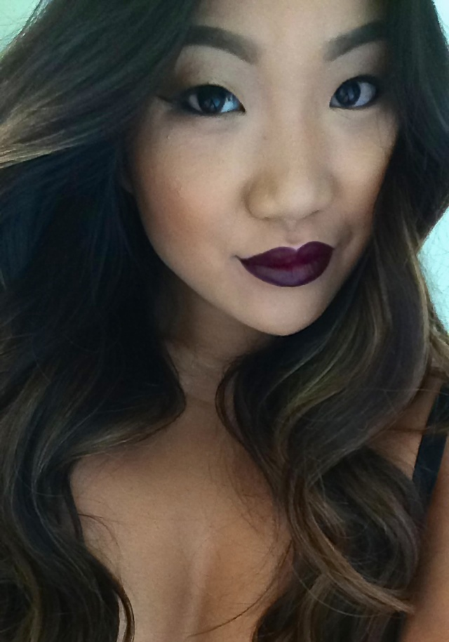 Dark Lips - Tia Wong