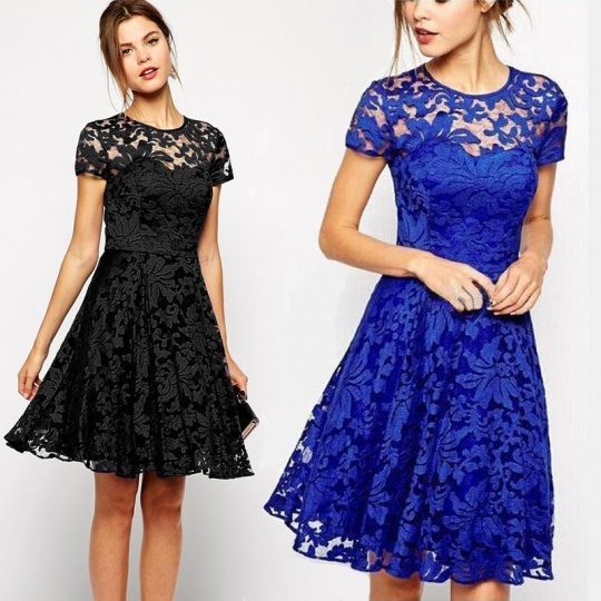 Eleventh Avenue Lace Dress