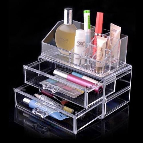 Luxury Acrylic Cosmetic Organizer