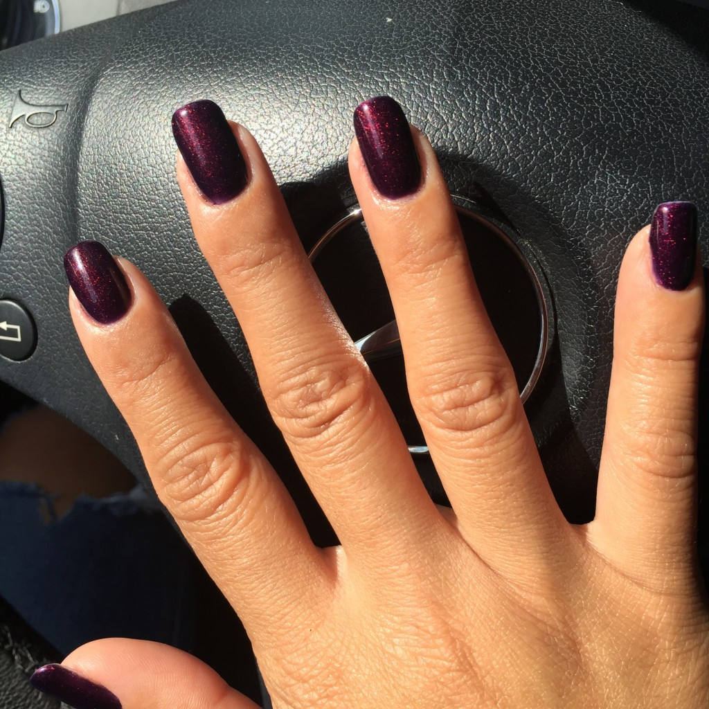 Fall 2015 Nail polish colors Archives | Tia Alese Wong