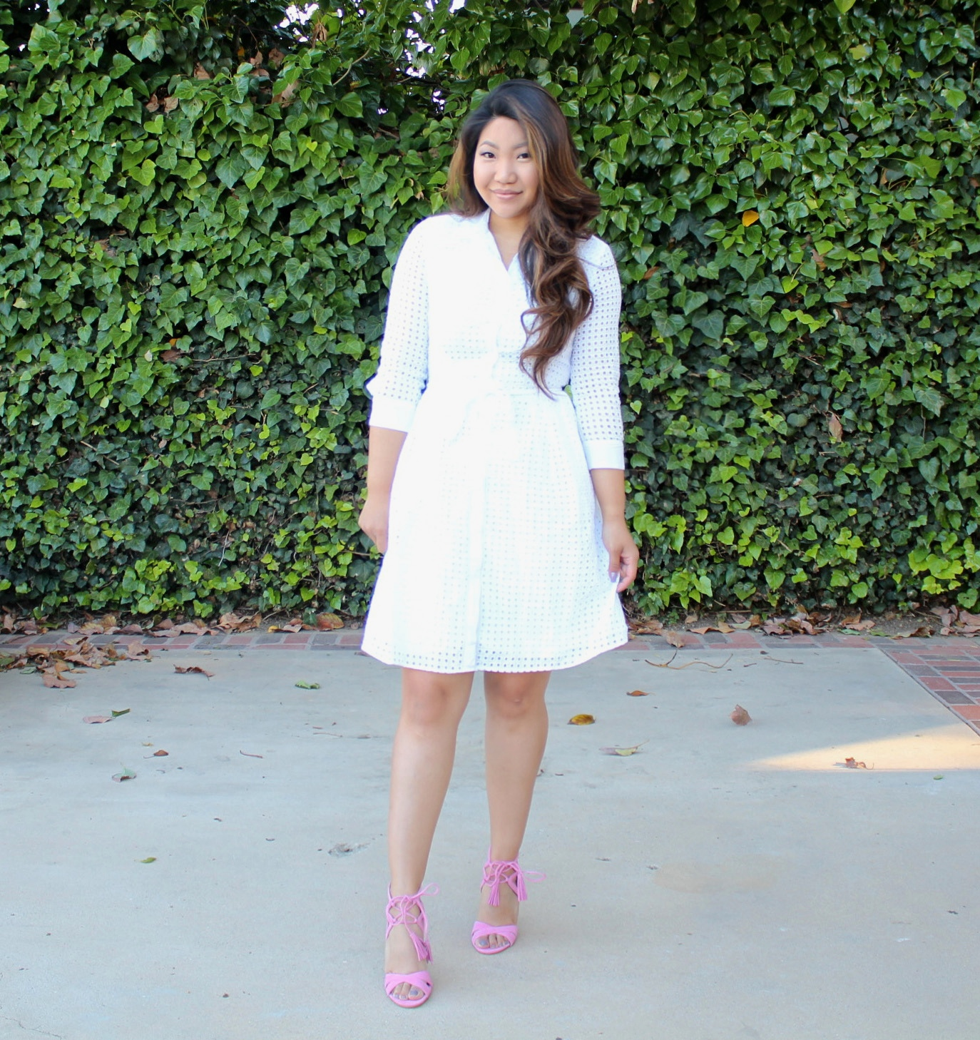 4d88d1afda8185 Tia Wong - Who What Wear Collection at Target. Tia Wong - Pink Sam Edelman  Heels ...