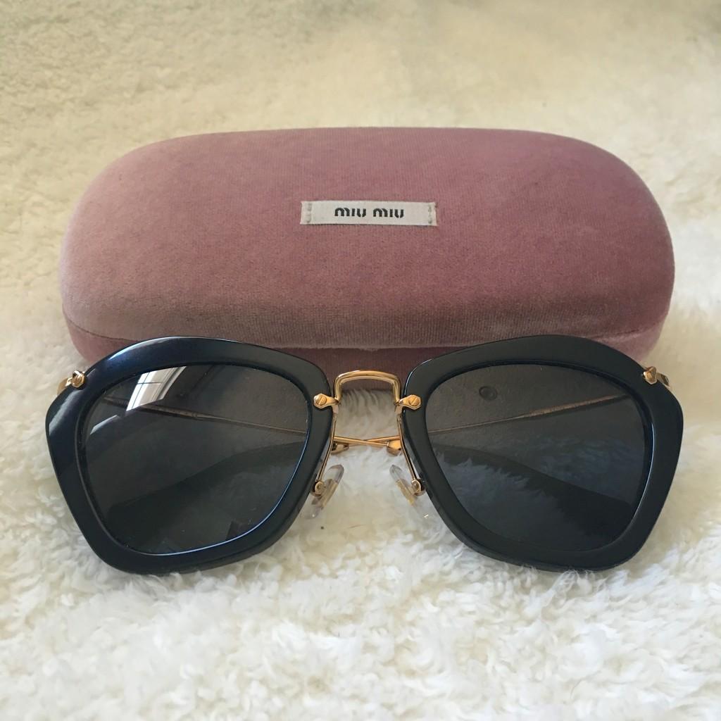 Miu Miu Sunglasses - Shop Ditto