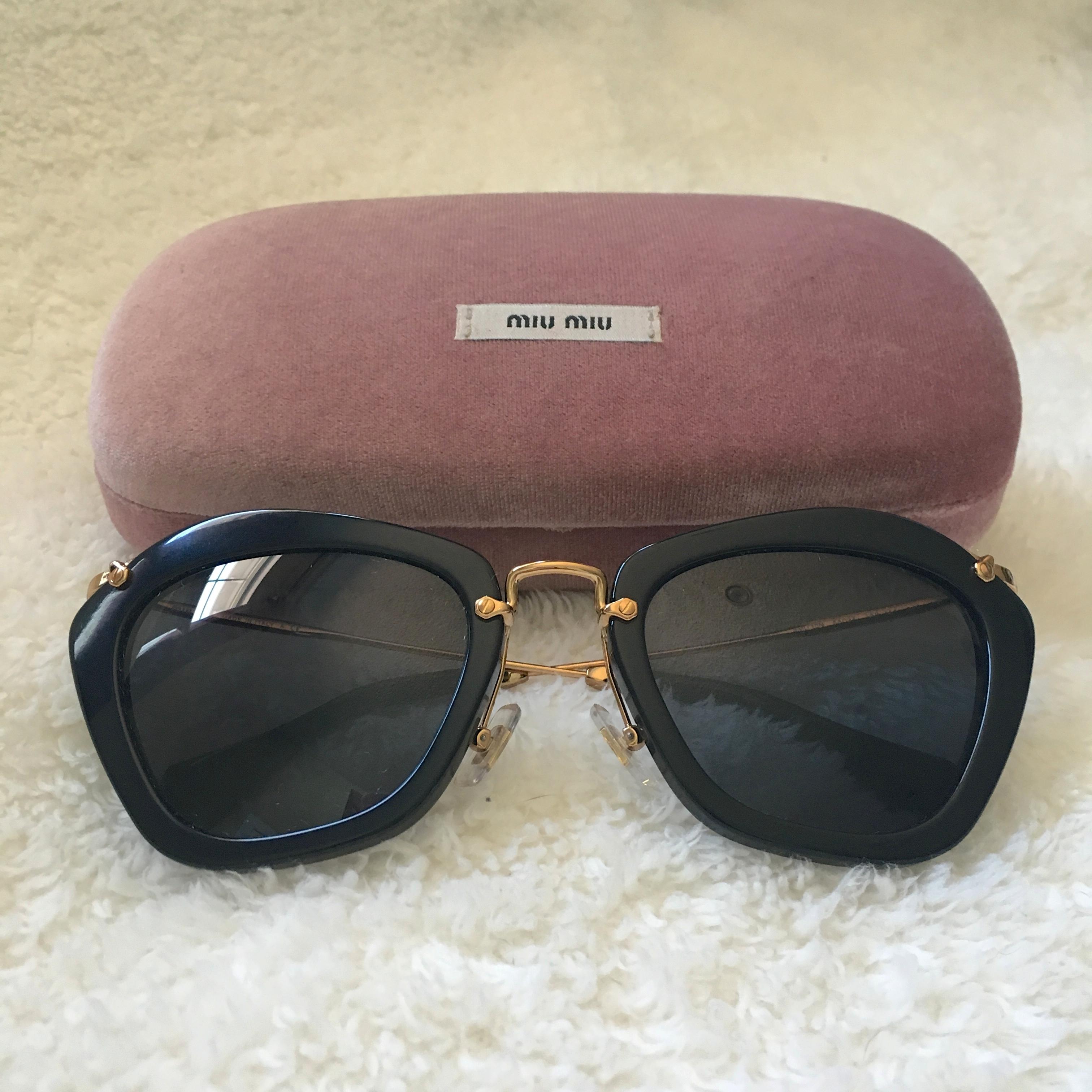 8caec977cf3f Miu Miu Sunglasses - Shop Ditto